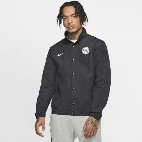 "Nike Golden State Warriors  Men's Dna "" City Edition "" Jacket"