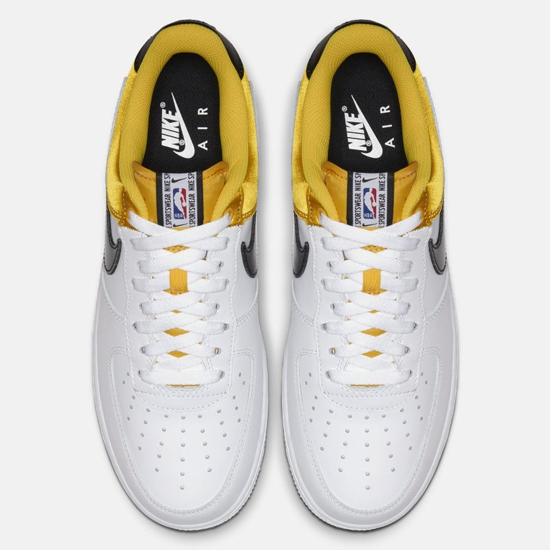 Nike Air Force 1 Low NBA Men's Shoes
