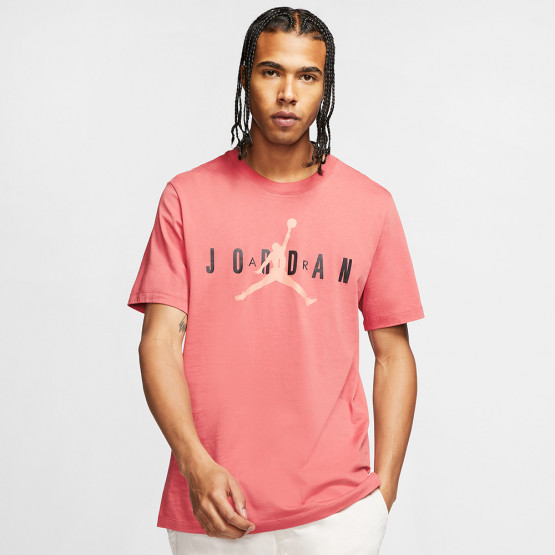 Jordan M J SS CTN JRDN AIR WRDMRK