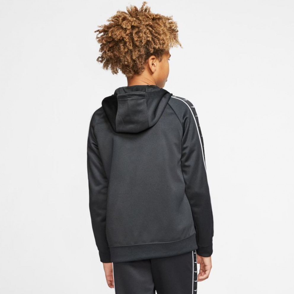 Nike Sportswear Swoosh Older Kids' Full-Zip Jacket