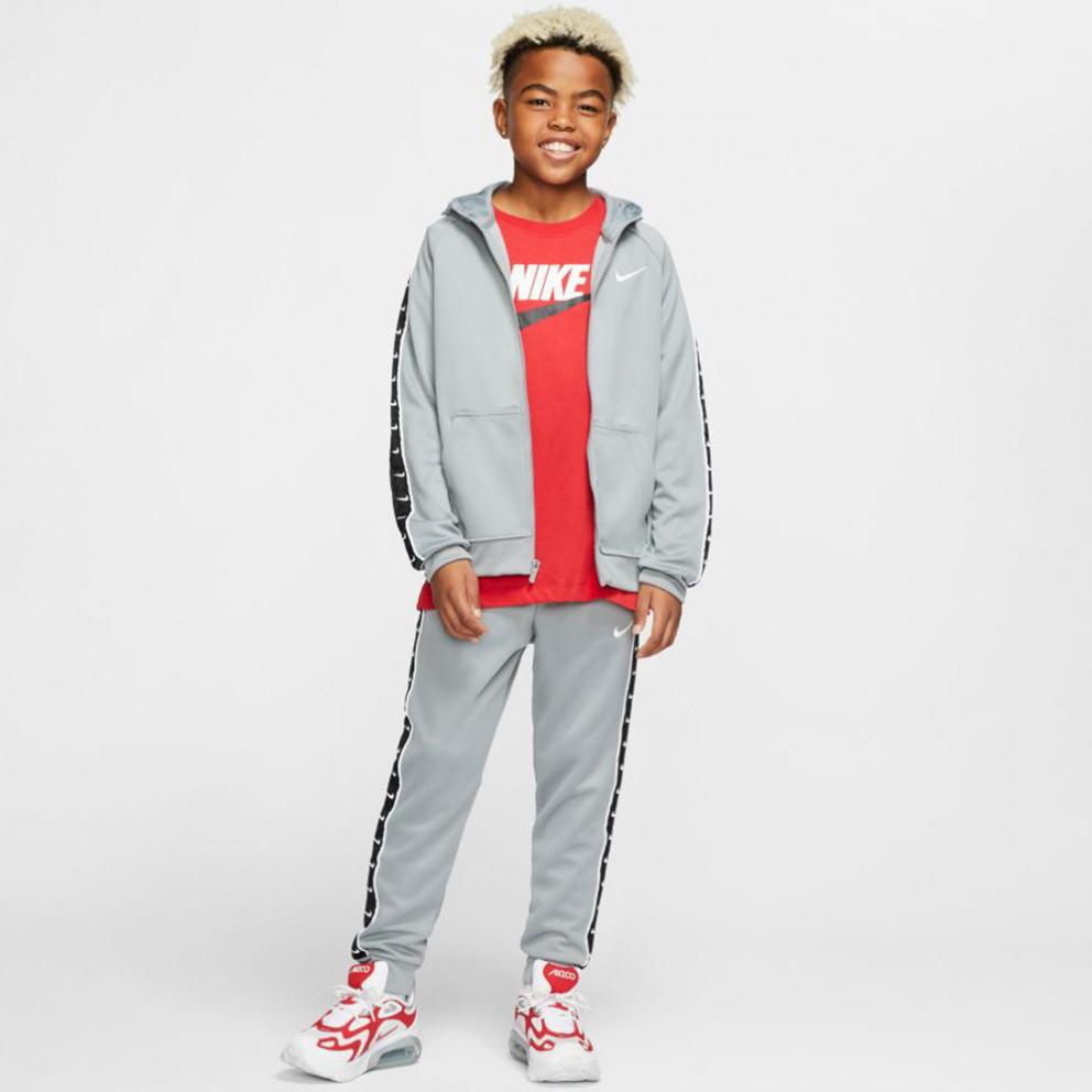 Nike Sportswear Swoosh Older Kids' Full-Zip Jacket