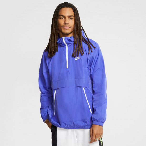 Nike Sportswear City Edition Men's Hooded Woven Anorak