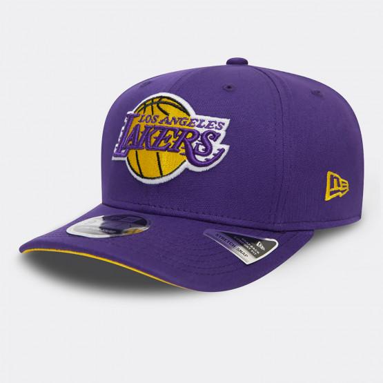 New Era Los Angeles Lakers Snapback Stretch 950