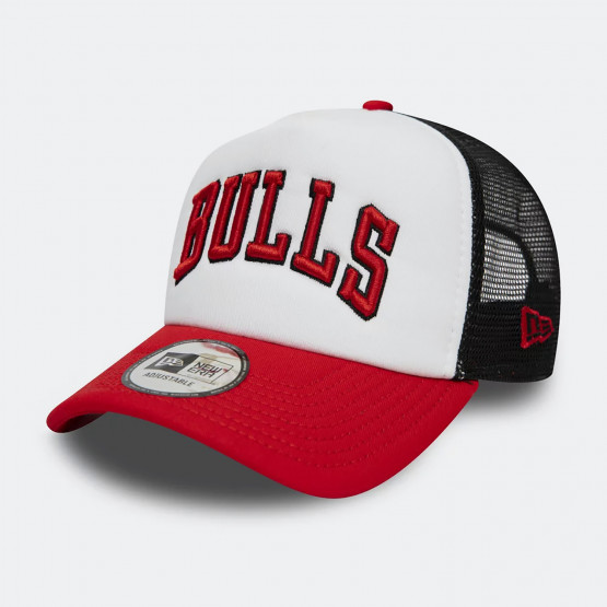New Era NBA Team Chicago Bulls Trucker Hat