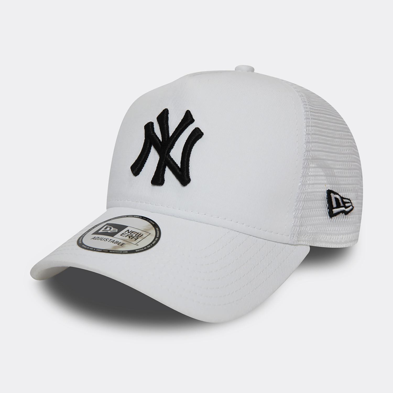 New Era League Essential Trucker New York Yankees Unisex Hat (9000050765_7204)