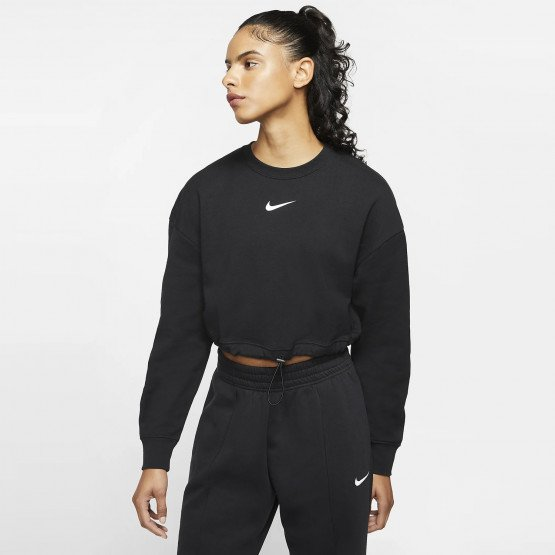 Nike Swoosh Women's Crop Sweatshirt