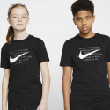 Nike Sportswear Swoosh For Life Kids' T-Shirt