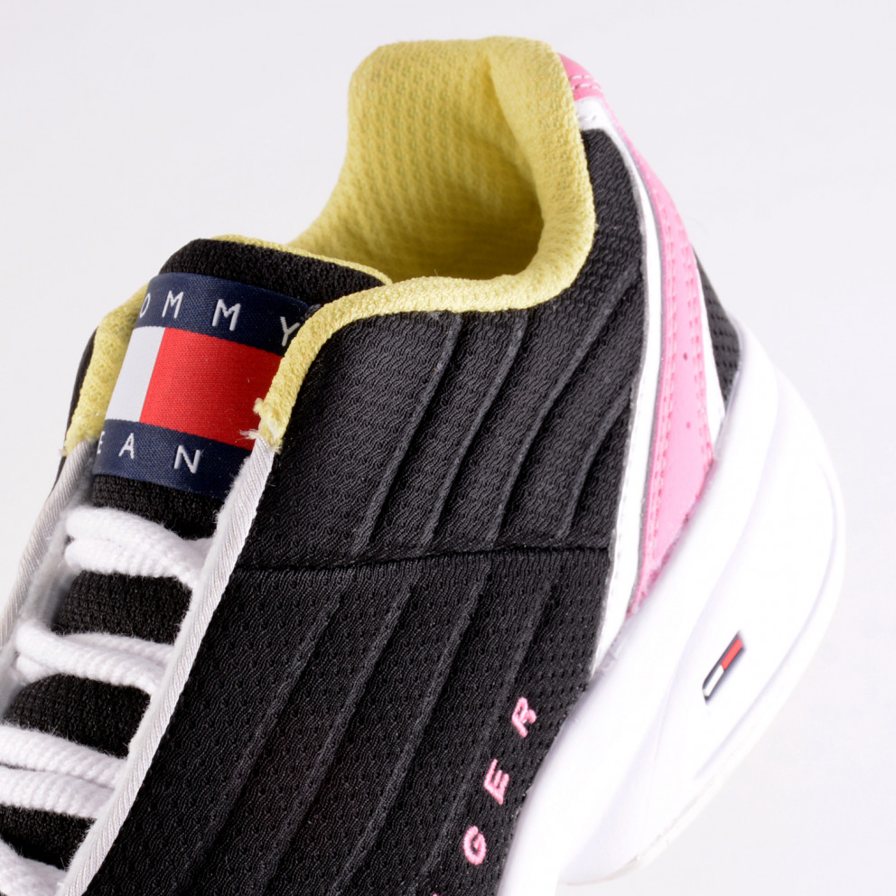 Tommy Jeans Women's Heritage Colour-Blocked Trainers