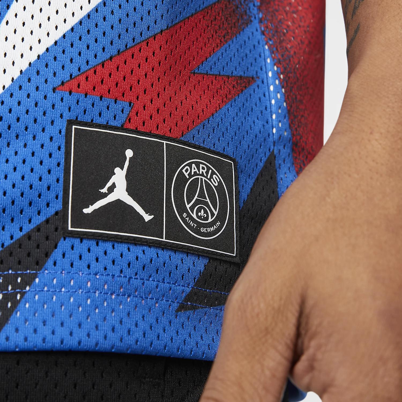 Jordan x PSG Men's Mesh Top