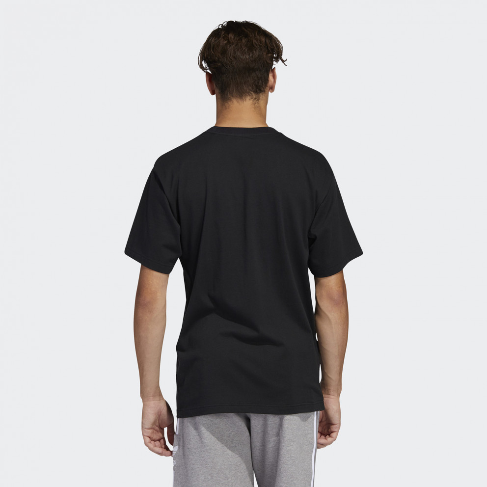 adidas Originals Grid Trefoil Men's Tee