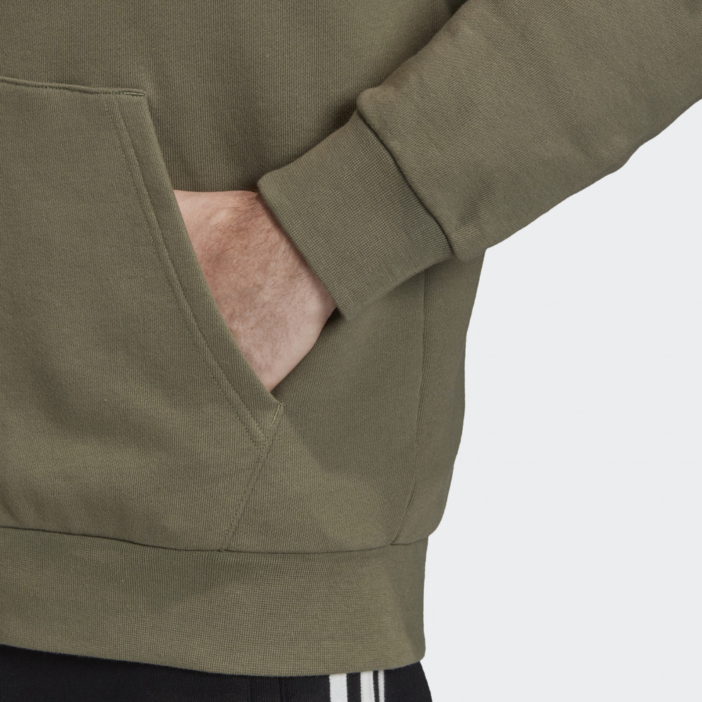 adidas Originals Diagonal Embroidered Men's Full Zip Hoodie
