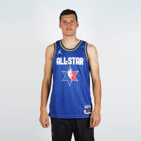 Jordan NBA Swingman Jersey Blue Antetokounmpo All-Star 2020