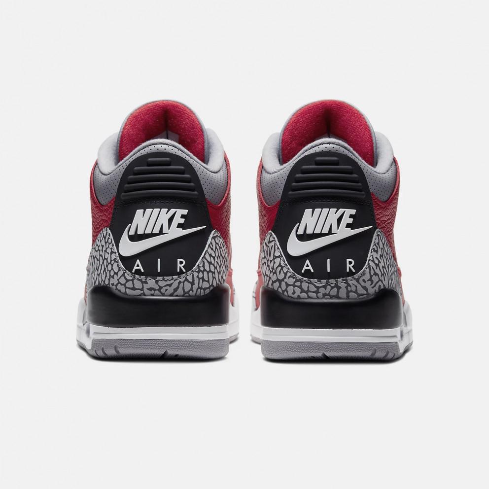 "Jordan Air 3 Retro ""Red Cement"" Men's Shoes"