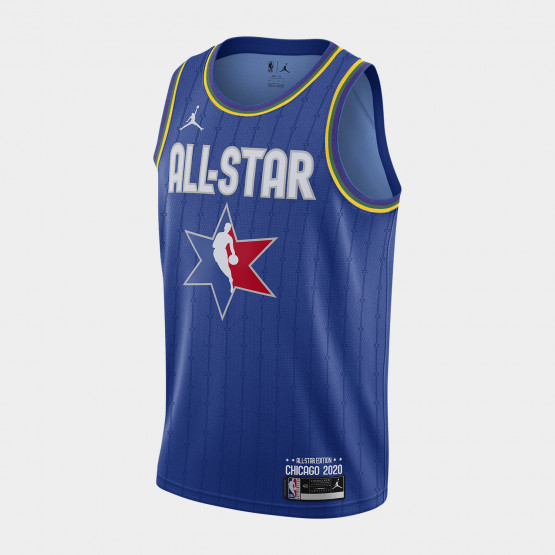 Jordan NBA Swingman Jersey Blue James All-Star 2020