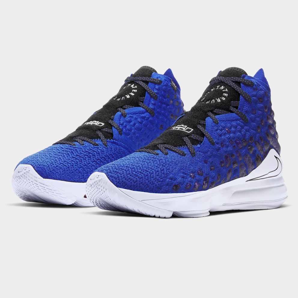 Nike Lebron 17 'more Than A Player' Unisex Basketball Shoes
