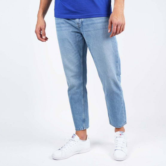 Tommy Jeans Men'S Dad Jean Straight Tommy Flag