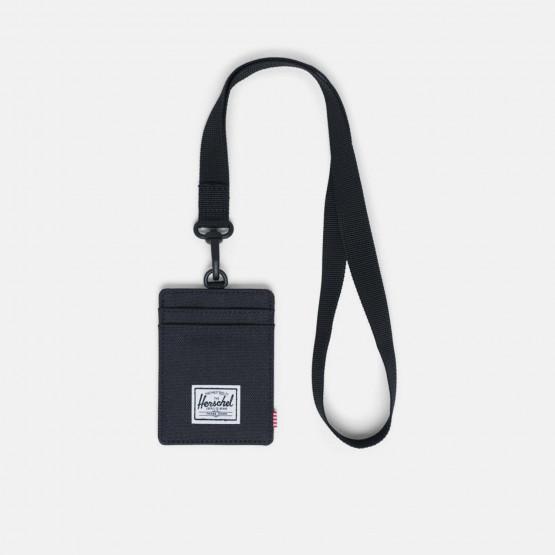 """Herschel Charlie Lanyard RFID 3""""(H) x 4""""(W)"""