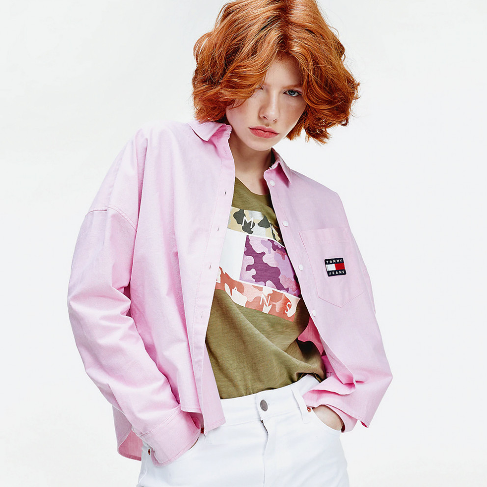 Tommy Jeans Tommy Badge Shirt