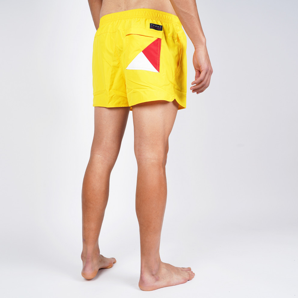 Tommy Jeans Contrast Drawstring Men's Swim Shorts
