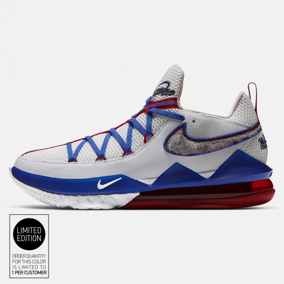 "Nike LeBron 17 Low ""Tune Squad"" Shoes"