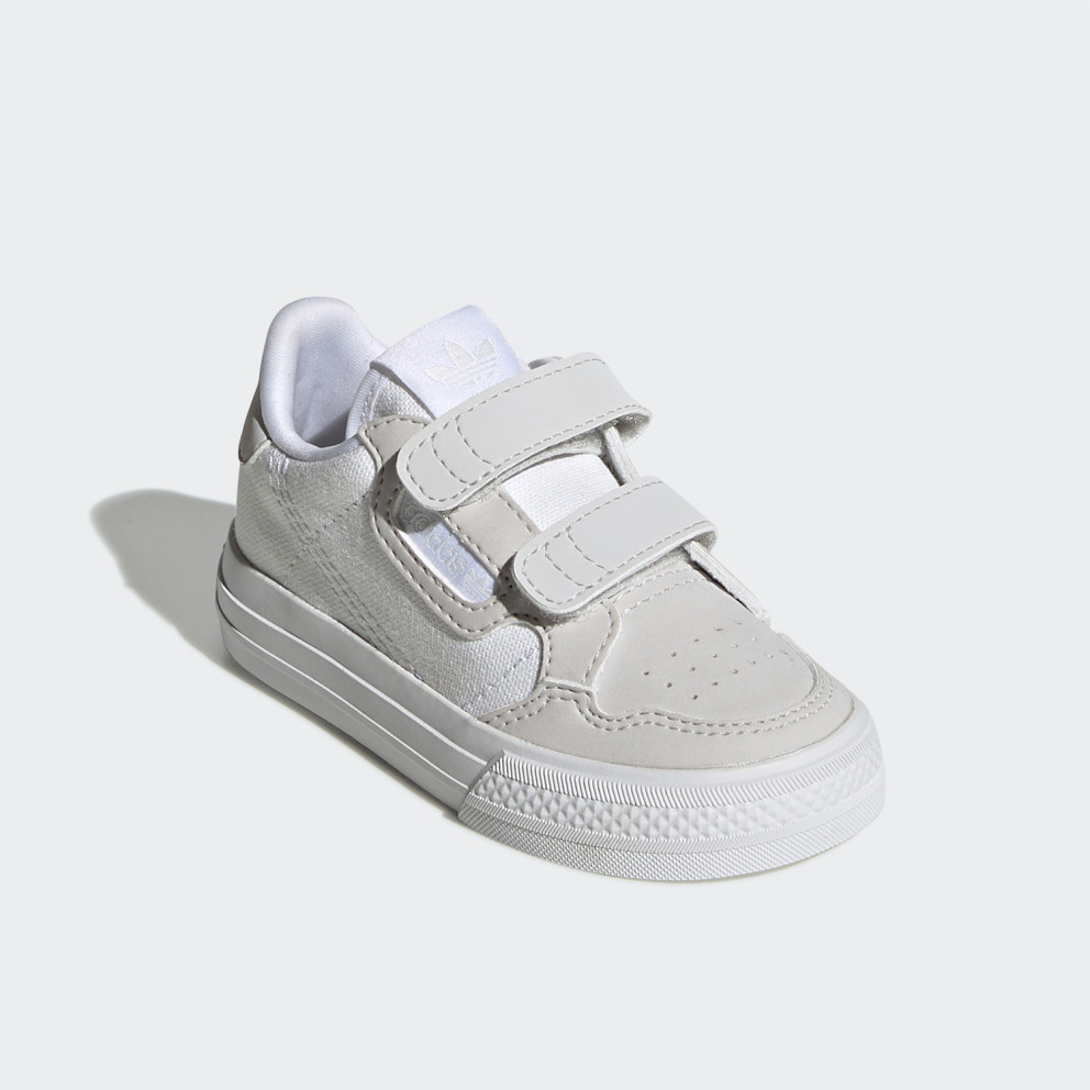 adidas Originals Babies Continental Vulc Shoes