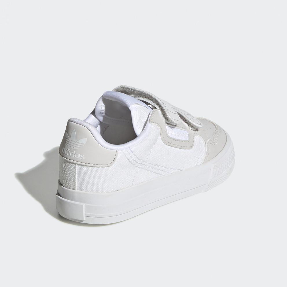 adidas Originals Babies Continental Vulc Shoes