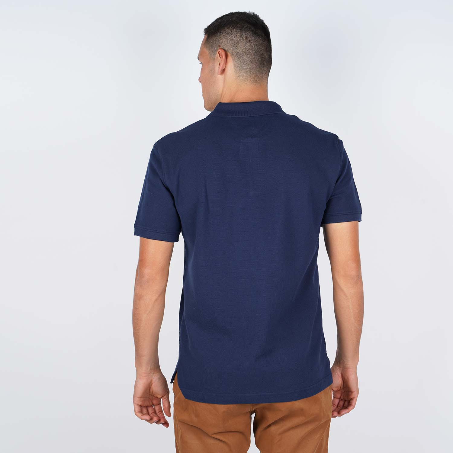 Tommy Jeans Badge Men's Polo Shirt