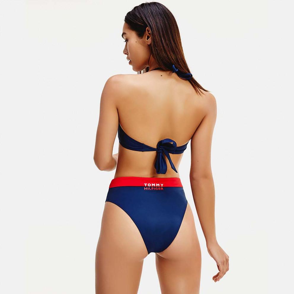 Tommy Jeans Color-Blocked Bandeau Women'S Bikini Top