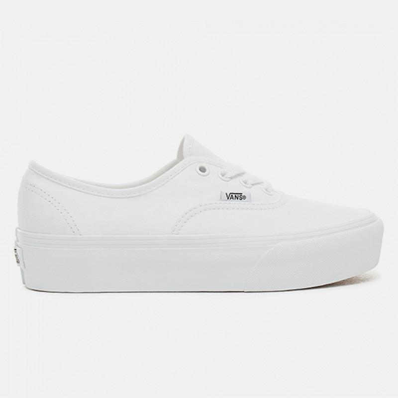Vans UA Authentic Platform TRUE WHITE