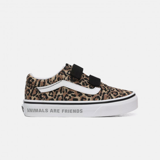 Vans Anaheim Checkerboard Old Skool Shoes For Kids
