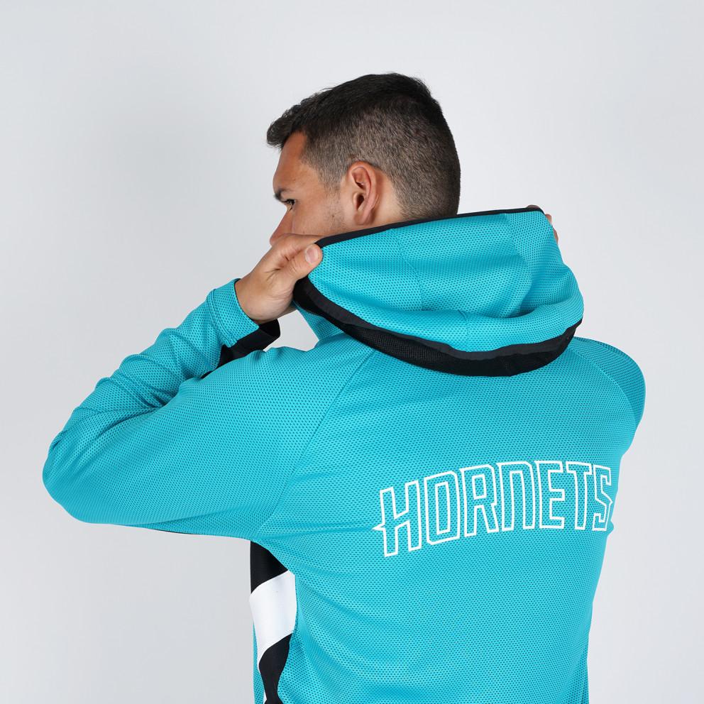 Nike Charlotte Hornets Jordan Therma Flex Showtime Men's NBA Hoodie