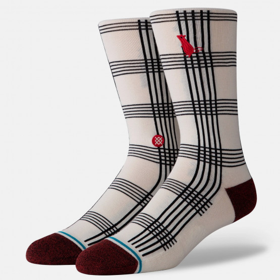 Stance Rat Plaid Unisex Socks