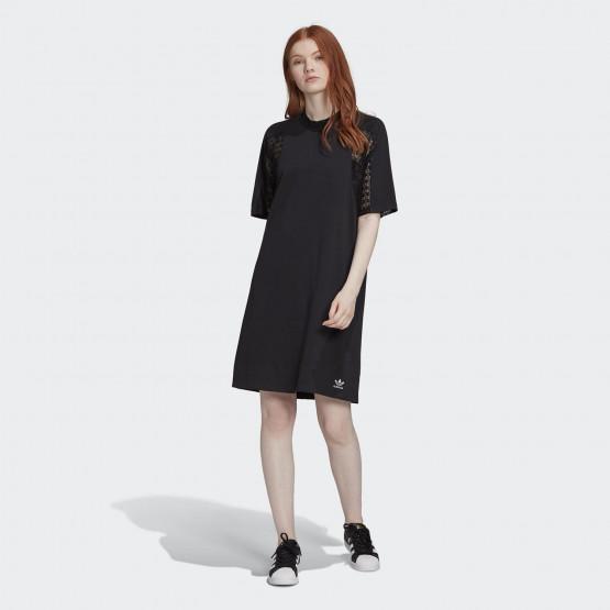 adidas Originals Women's Lace Tee Dress