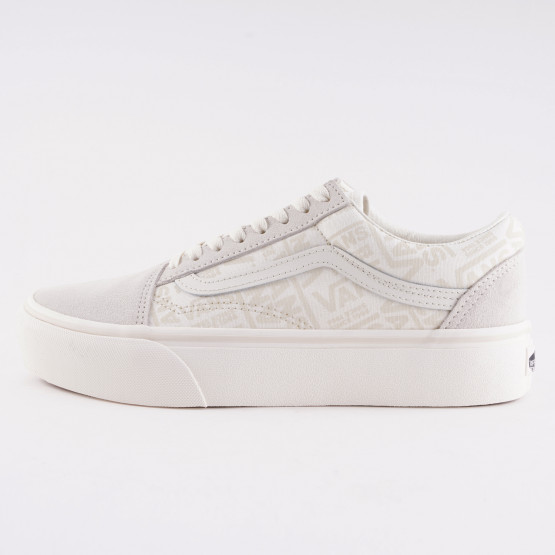 Vans Old Skool Platform Unisex Shoes