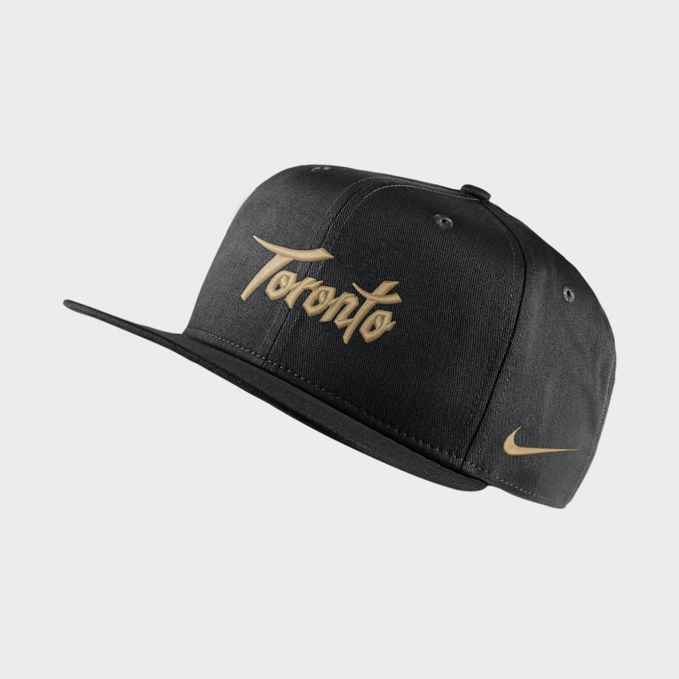 Nike Pro NBA Toronto Raptors City Edition Men's Hat