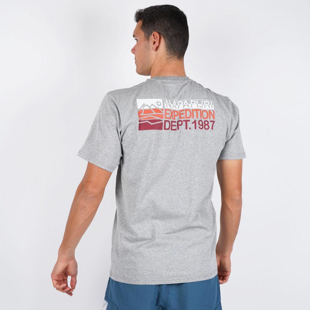 Napapijri Men'S Sole Short SLeeve