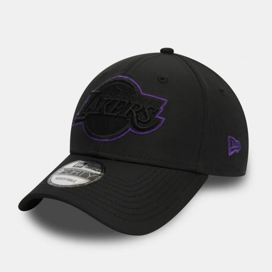 New Era NBA Colour Pop 940 Lakers Black