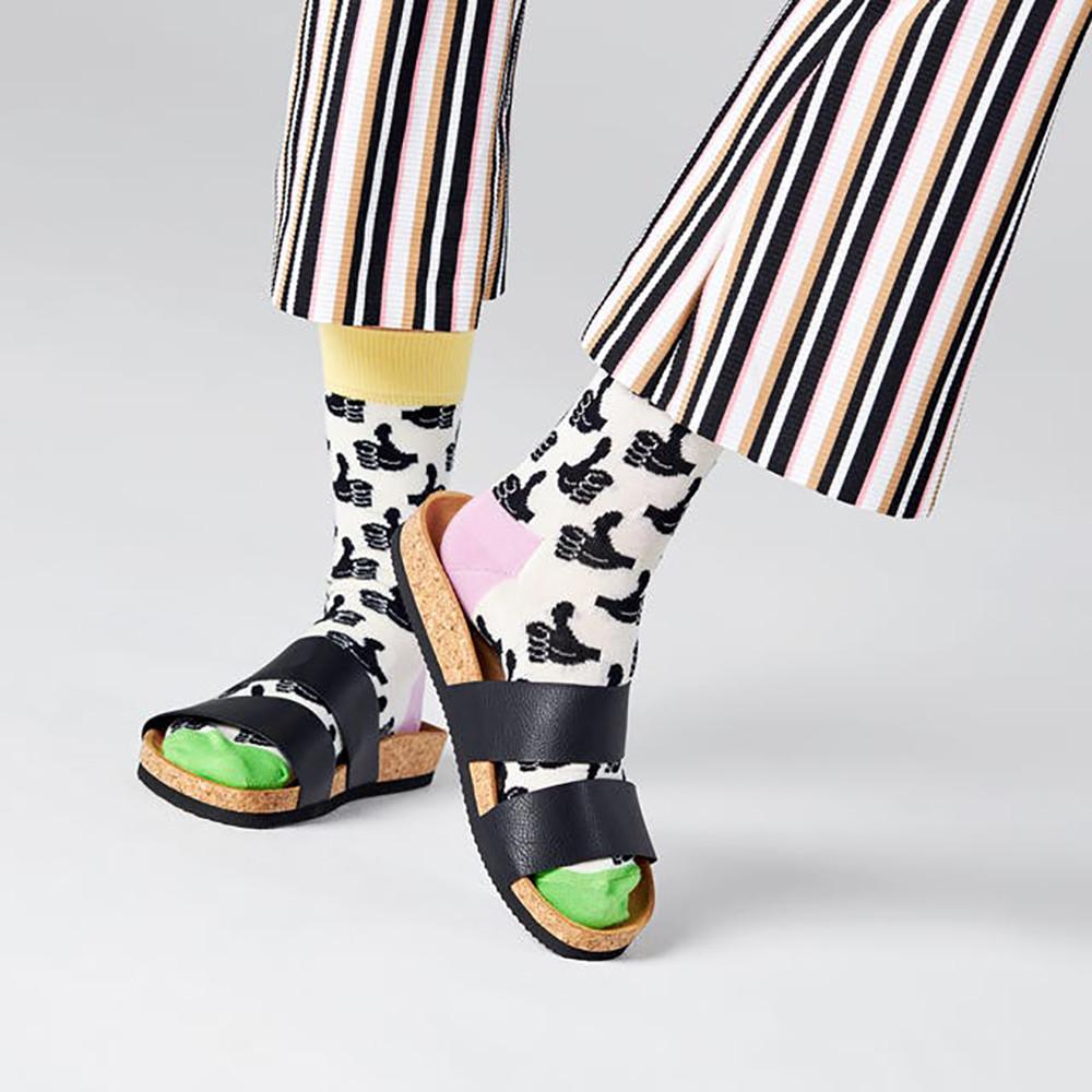 Happy Socks Thumbs Up Unisex Socks