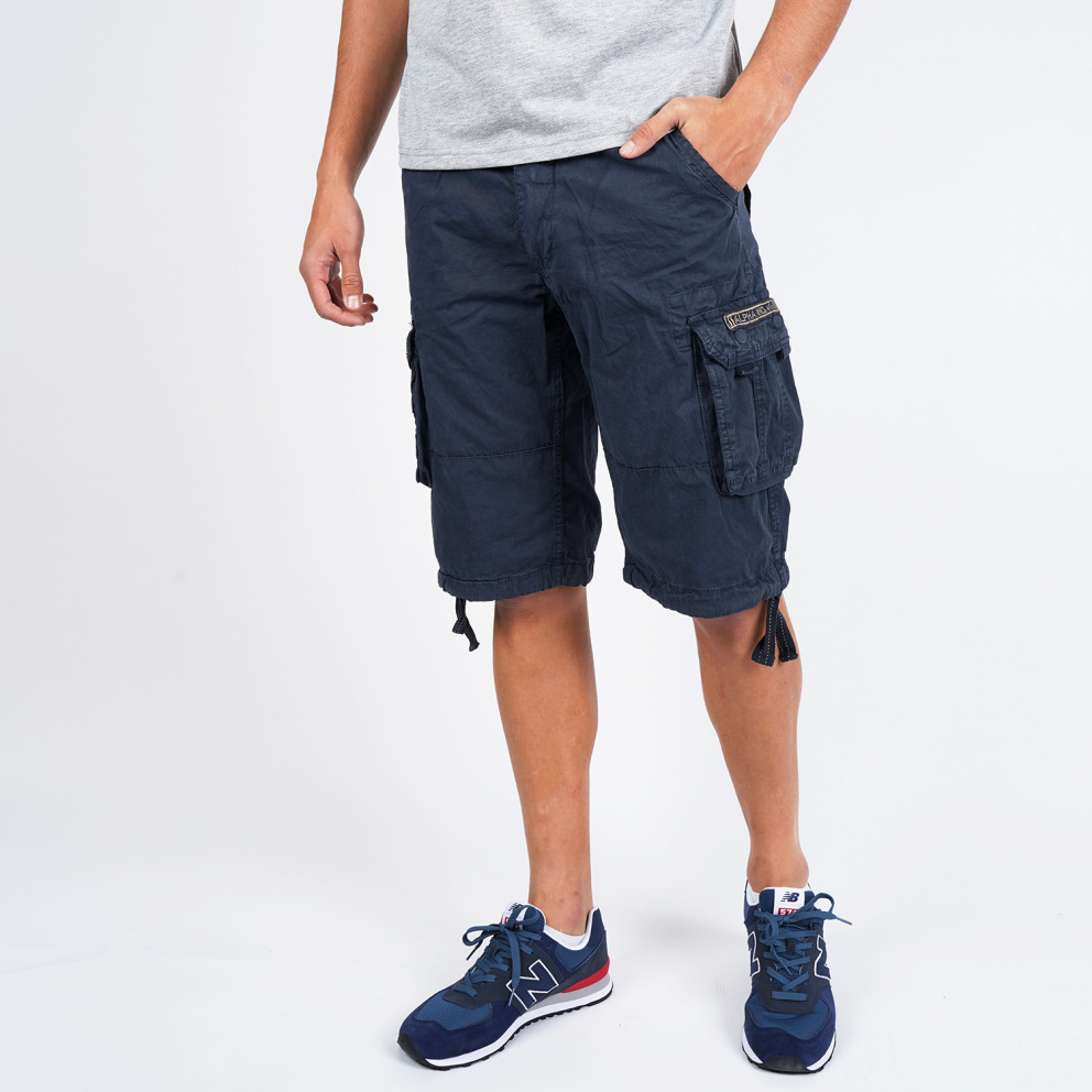 Alpha Industries Jet Men'S Shorts