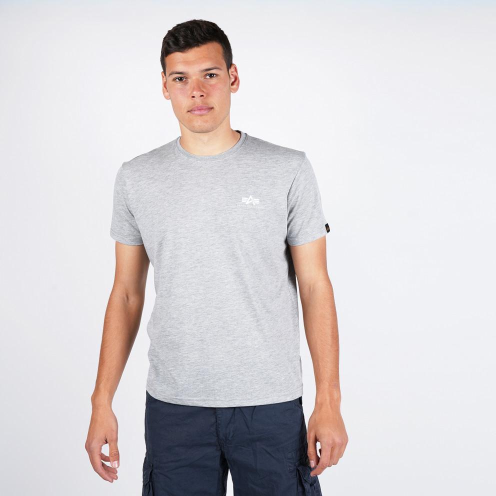 Alpha Industries Basic T Small Logo Men's T-Shirt
