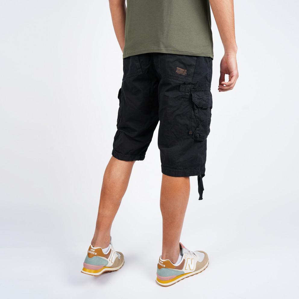 Alpha Industries Jet Men'S Shorts