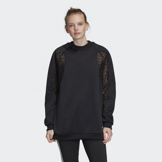 adidas Originals Women's Lace Sweatshirt