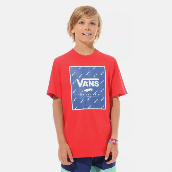 Vans Print Box Boys' T-Shirt