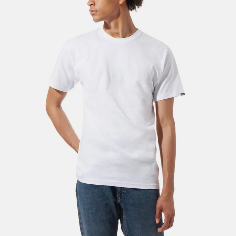 Vans Retro Sport SS T shirt White