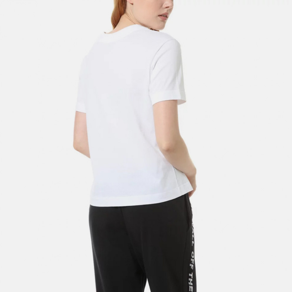 Vans Junior V Boxy Γυναικείο T-Shirt