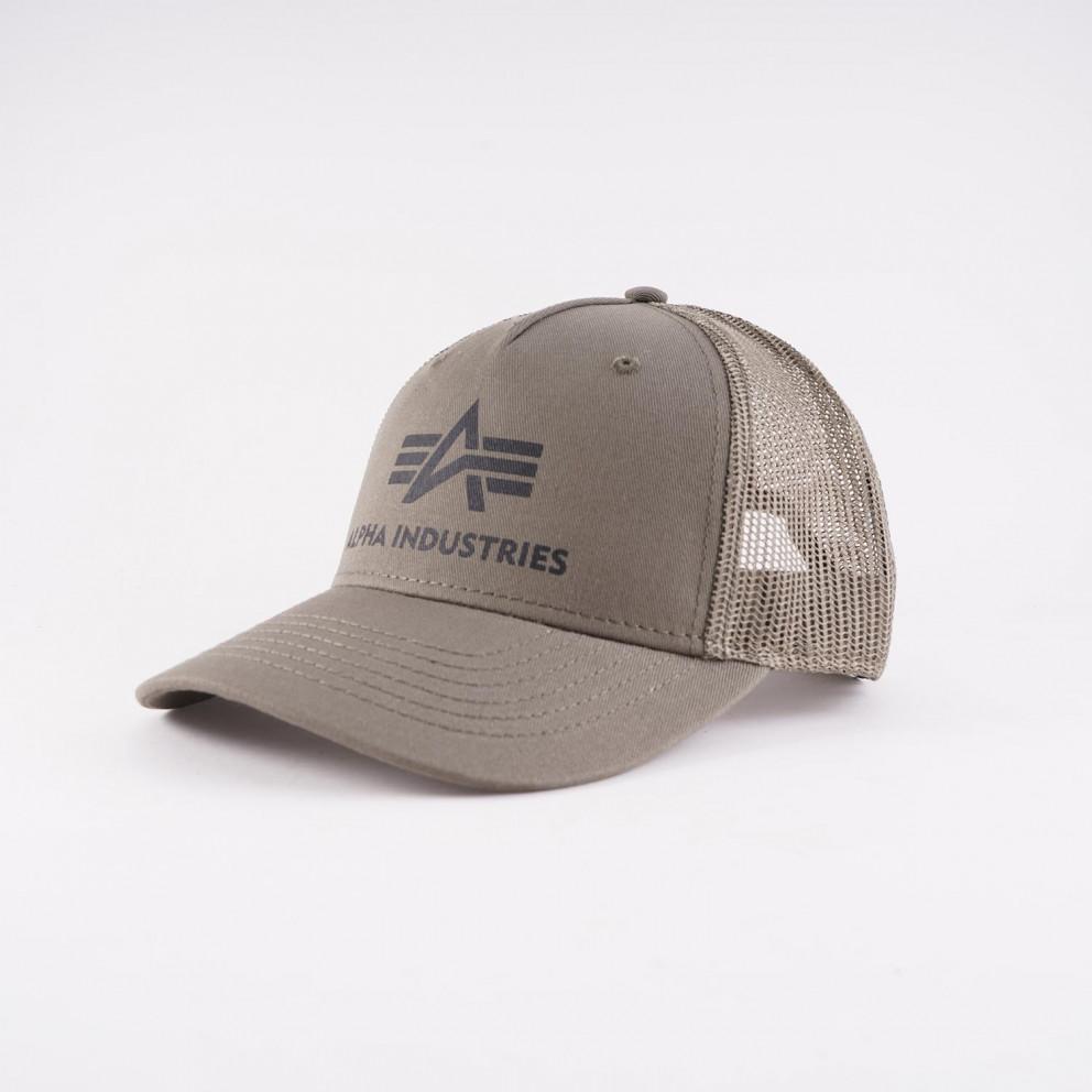Alpha Industries Basic Trucker Cap