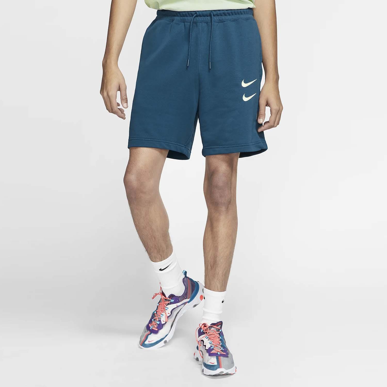 Nike Sportswear Swoosh Men's French Terry Shorts (9000052504_45439)