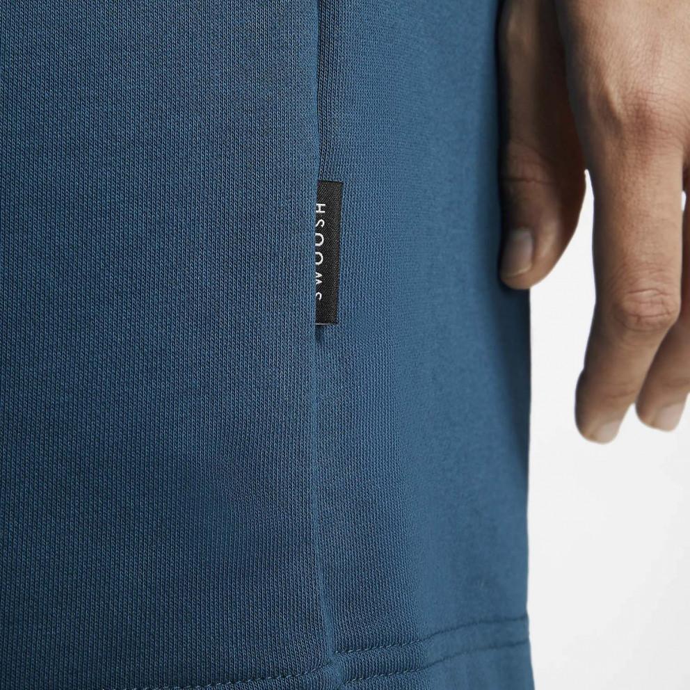 Nike Sportswear Swoosh Men's French Terry Shorts