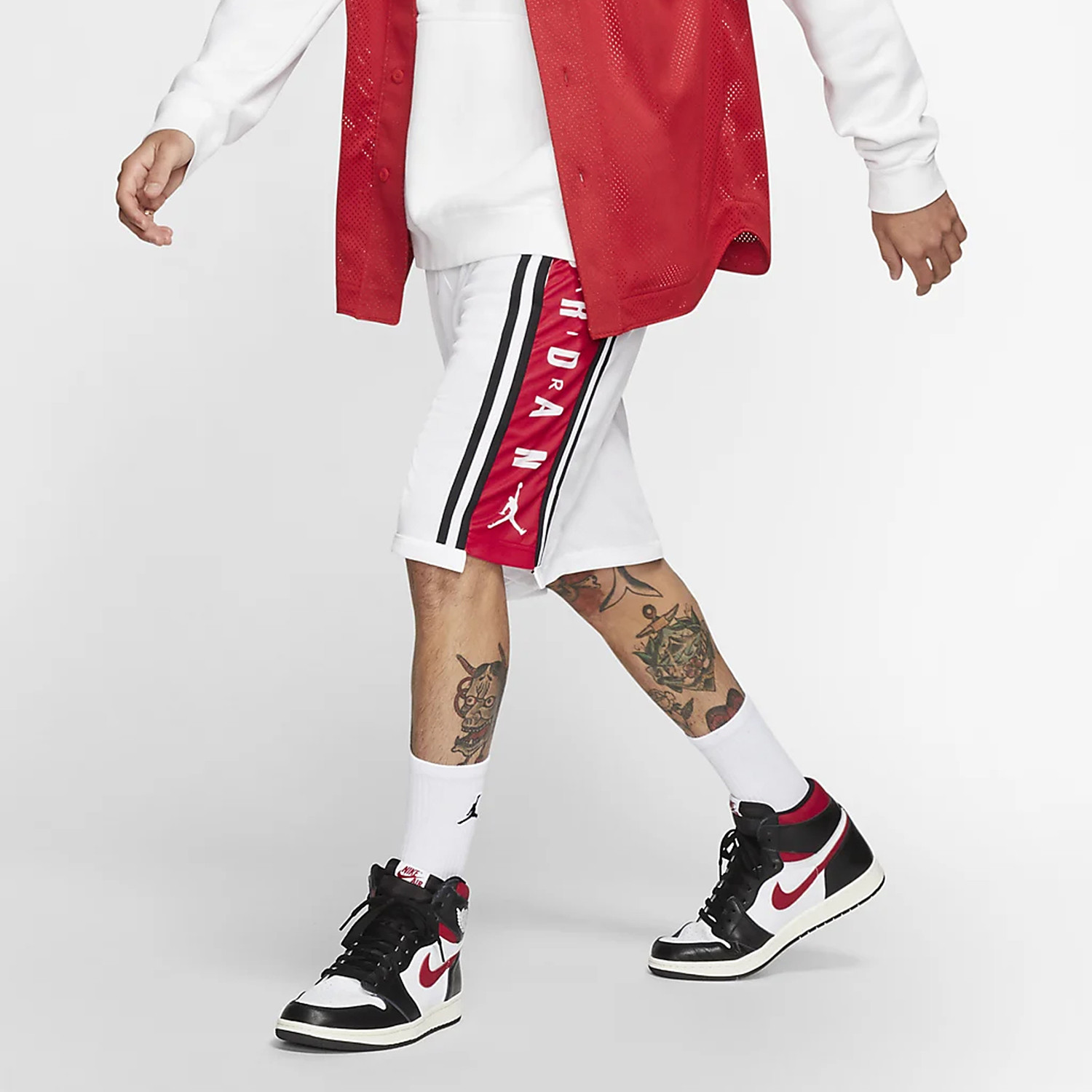 Jordan Hbr Basketball Short (9000052730_40520)