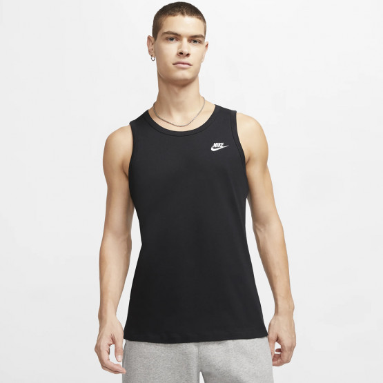 Nike Sportswear Club Ανδρική Αμάνικη Μπλούζα